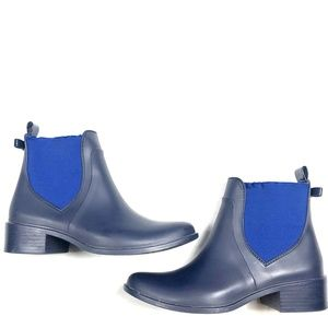 Kate Spade 4 / 5 Chelsea Rain Boots Ankle Booties